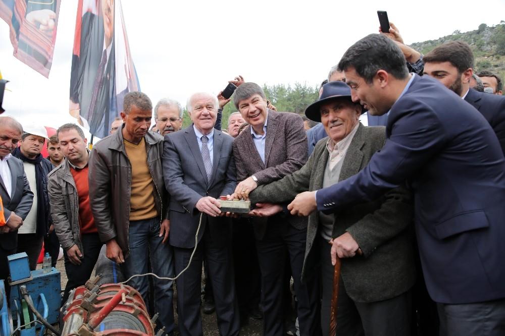 ASAT 'tan Gazipaşa'ya 4 yılda 46 milyon TL yatırım
