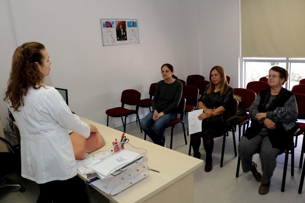 Atilla Nizam Sağlıklı Hayat Merkezi'nde kansere erken teşhis