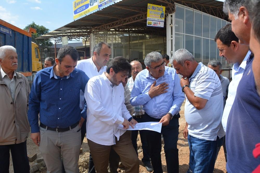"""Başkan İrban: """"AK Parti belediyeciliğinde yarım kalan iş olmaz"""""""