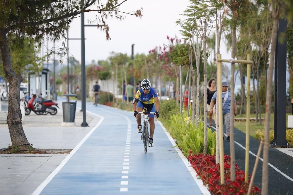 Bisiklet yolu yapımı ihalesi 2 Ekim'de yapılıyor