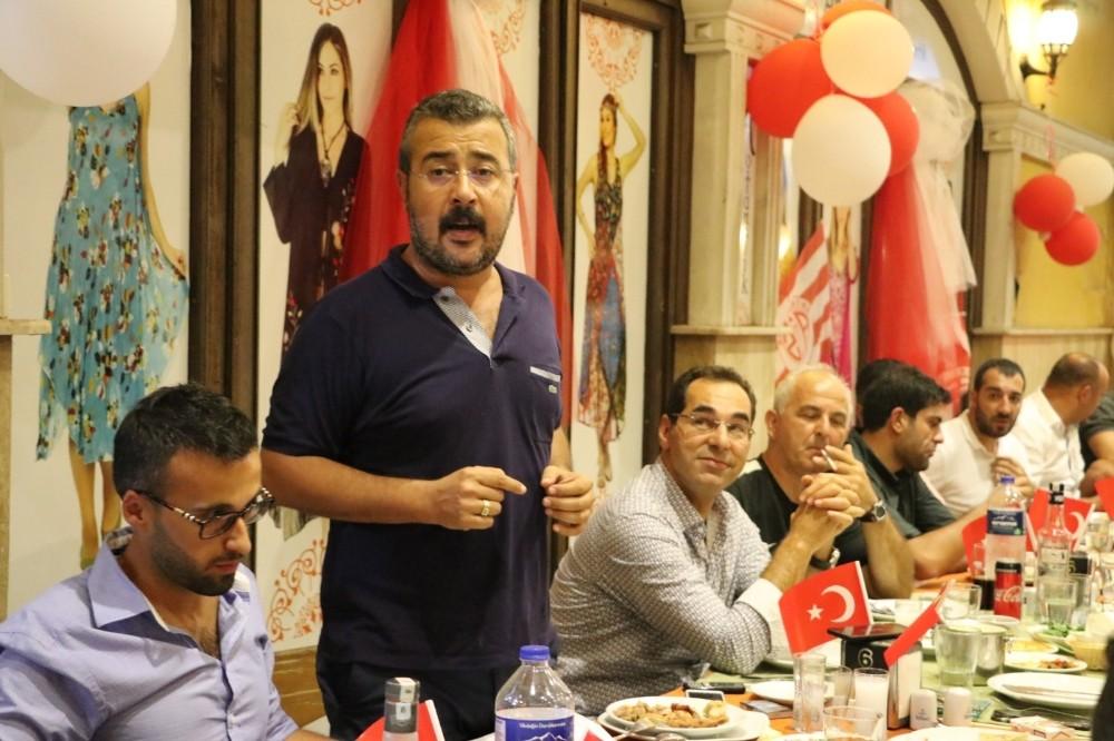 Büyük Antalyaspor Derneği'nden birlik beraberlik mesajı