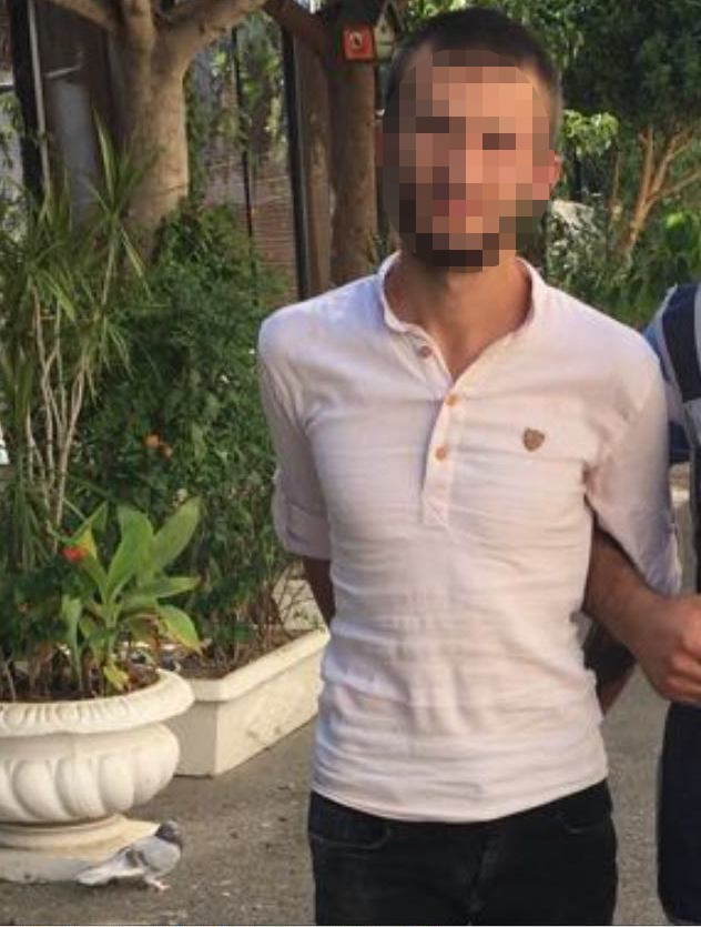 Cezaevi firarisini Manavgat'ta yakalandı