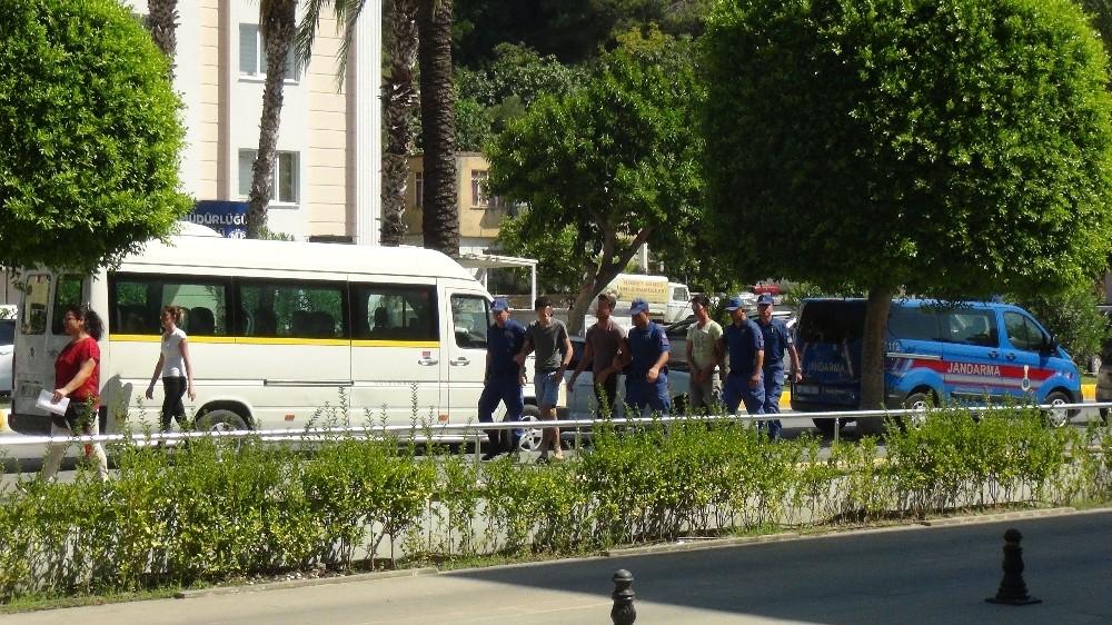 Çolaklı Jandarma ekipleri hırsızları suçüstü yakaladı