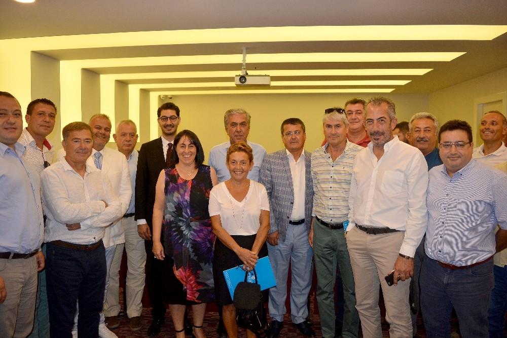 DTO Antalya Şubesi Meclis Toplantısı