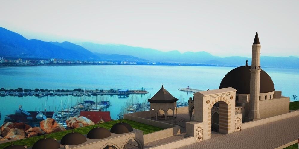 Eroğlu Nuri Camii Finike'ye çok yakışacak