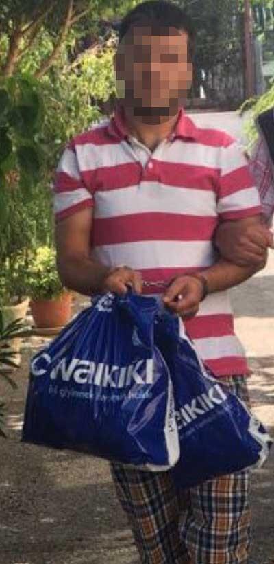 Haklarında hapis cezası kararı bulunan ve aranan 2 şahıs Manavgat'ta yakalandı