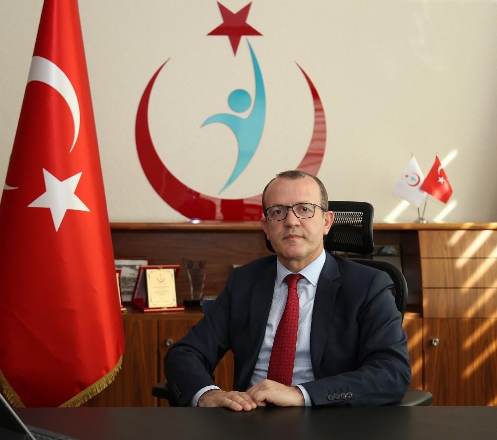 """İl Sağlık Müdürü Hülür: """"Antalya'da Kuduz ve Şarbon tehditi bulunmuyor"""""""