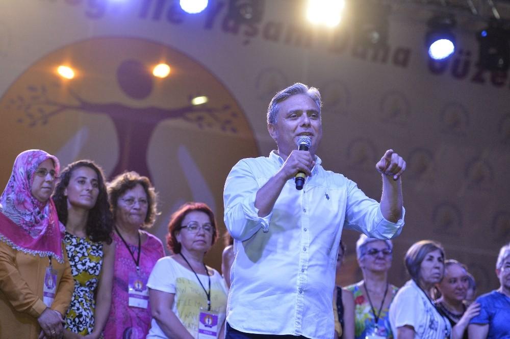 Kadın Kooperatifleri Festivali'nde Kıbrıs Gecesi