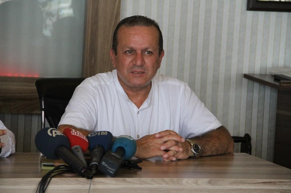 """Kuzey Kıbrıs Türk Cumhuriyeti Turizm ve Çevre Bakanı Fikri Ataoğlu:"""" Akdeniz'deki Doğalgaz arama hakkı Kıbrıs'ın genelini kapsayan bir haktır"""""""