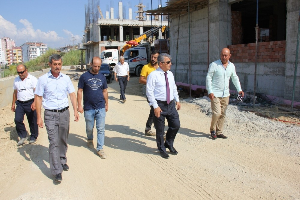 Manavgat Kaymakamı Mustafa Yiğit, hayırseverleri okul yaptırmaya çağırdı