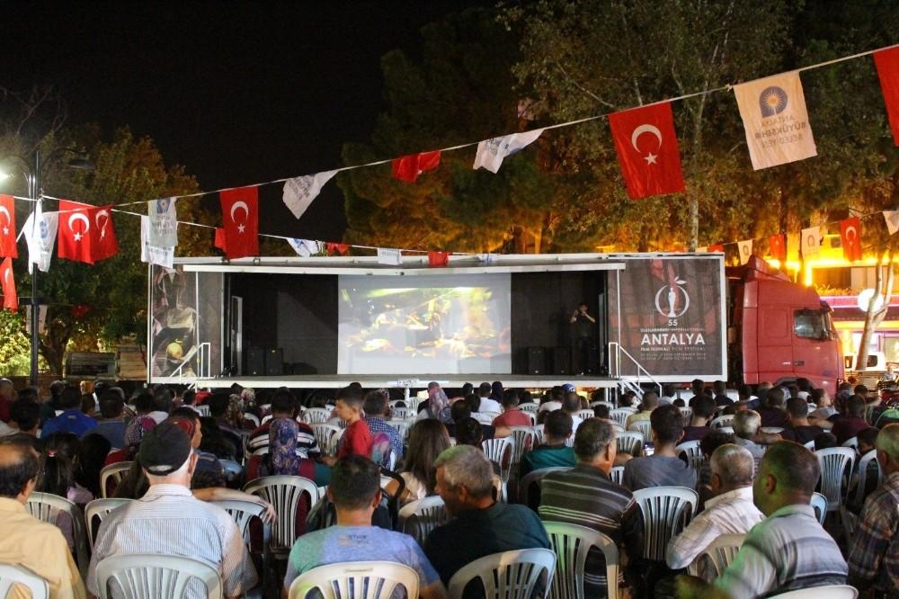 Manavgat ve Kaş'ta festival heyecanı