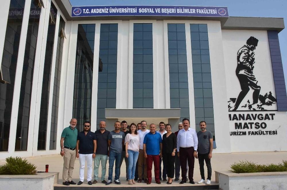 """MATSO Başkanı Boztaş: """"Hedefimiz üniversite"""""""