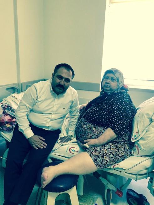 MHP Antalya İl Başkanı Aksoy'un annesi vefat etti