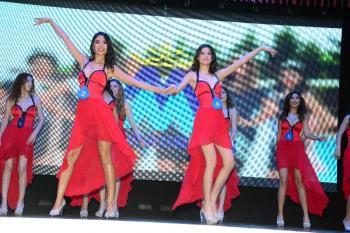 Miss Mediterranean 2018 kraliçesi Aylin Sevgili oldu