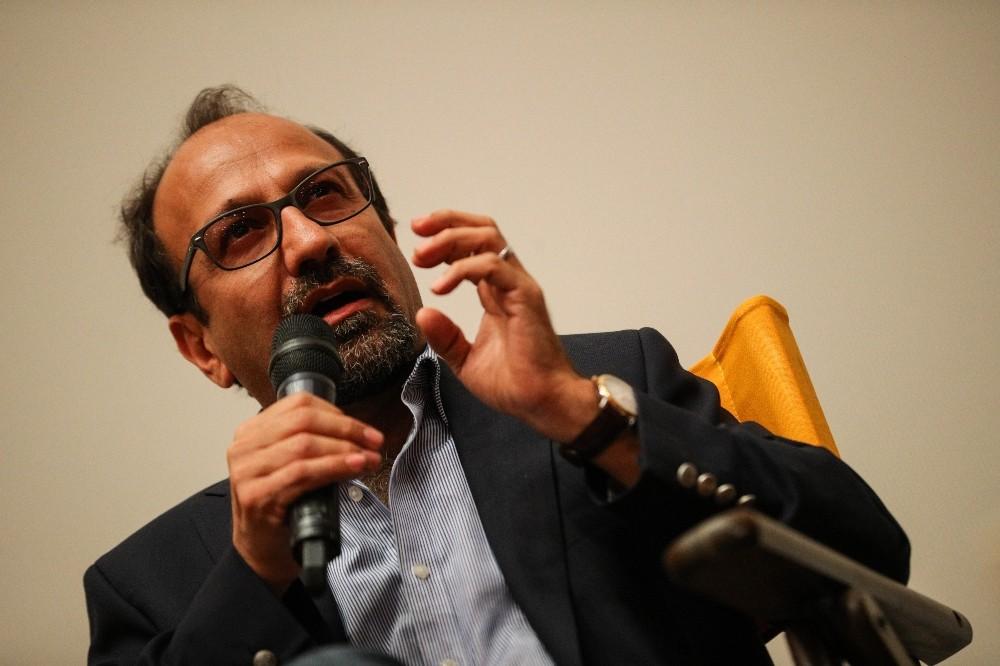 Oscarlı yönetmen Farhadi'nin Antalya'da başına gelen ilginç olay
