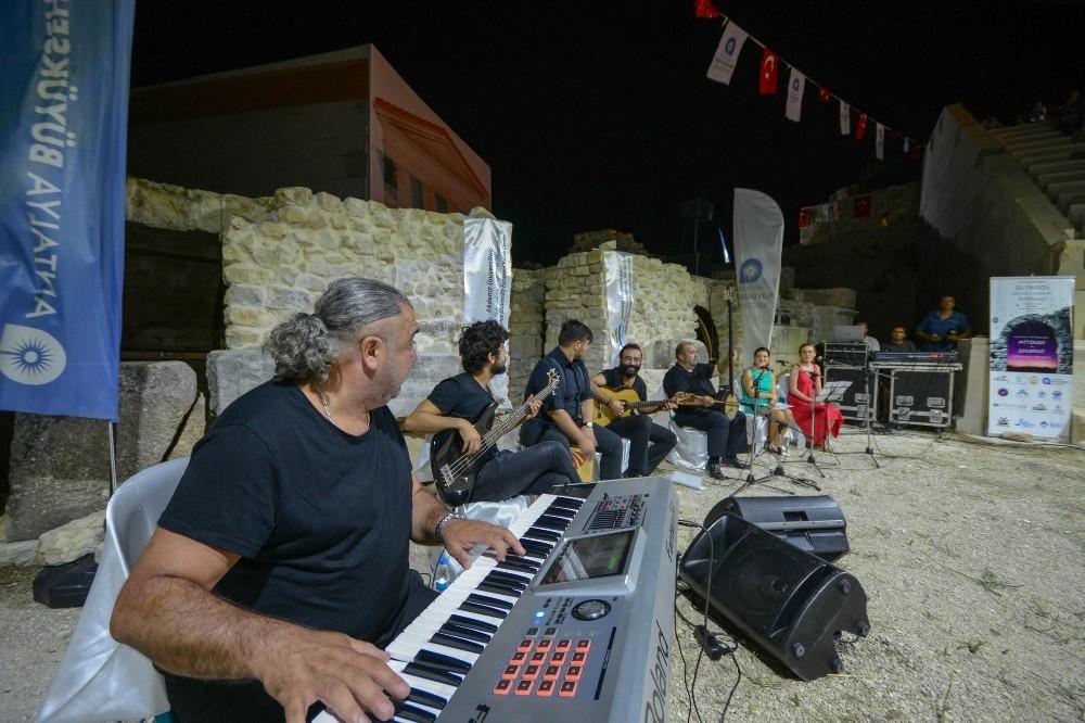 Rhodiapolis Antik Kenti kültürel etkinliklerle canlandı