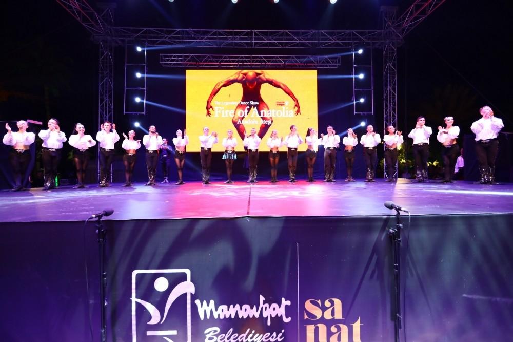 Side Festivali Anadolu Ateşiyle final yaptı