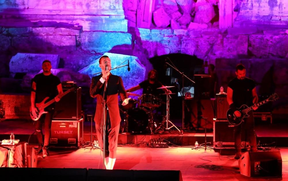 Side Festivali'nde Cem Adrian Konseri