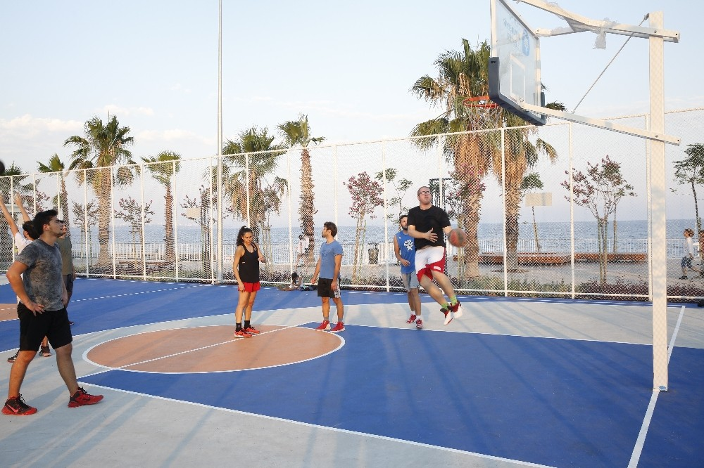 Spor kenti Antalya