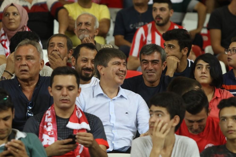 Spor Toto Süper Lig: Antalyaspor: 2 – DG Sivasspor: 1 (Maç sonucu)