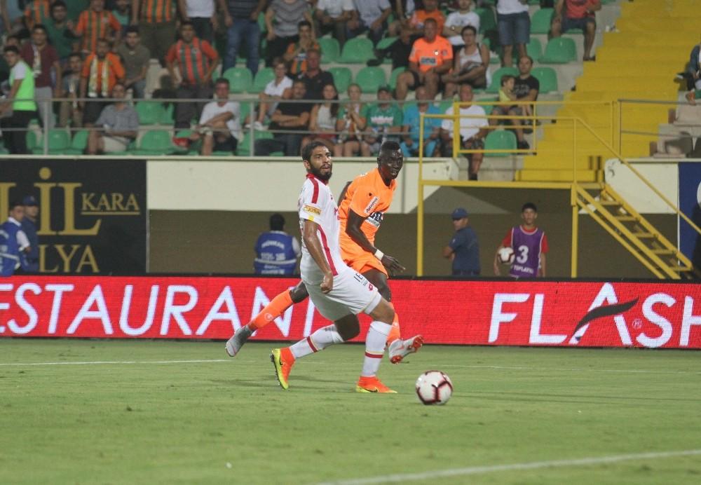 Spor Toto Süper Lig: Aytemiz Alanyaspor: 1 – Göztepe: 0 (Maç sonucu)