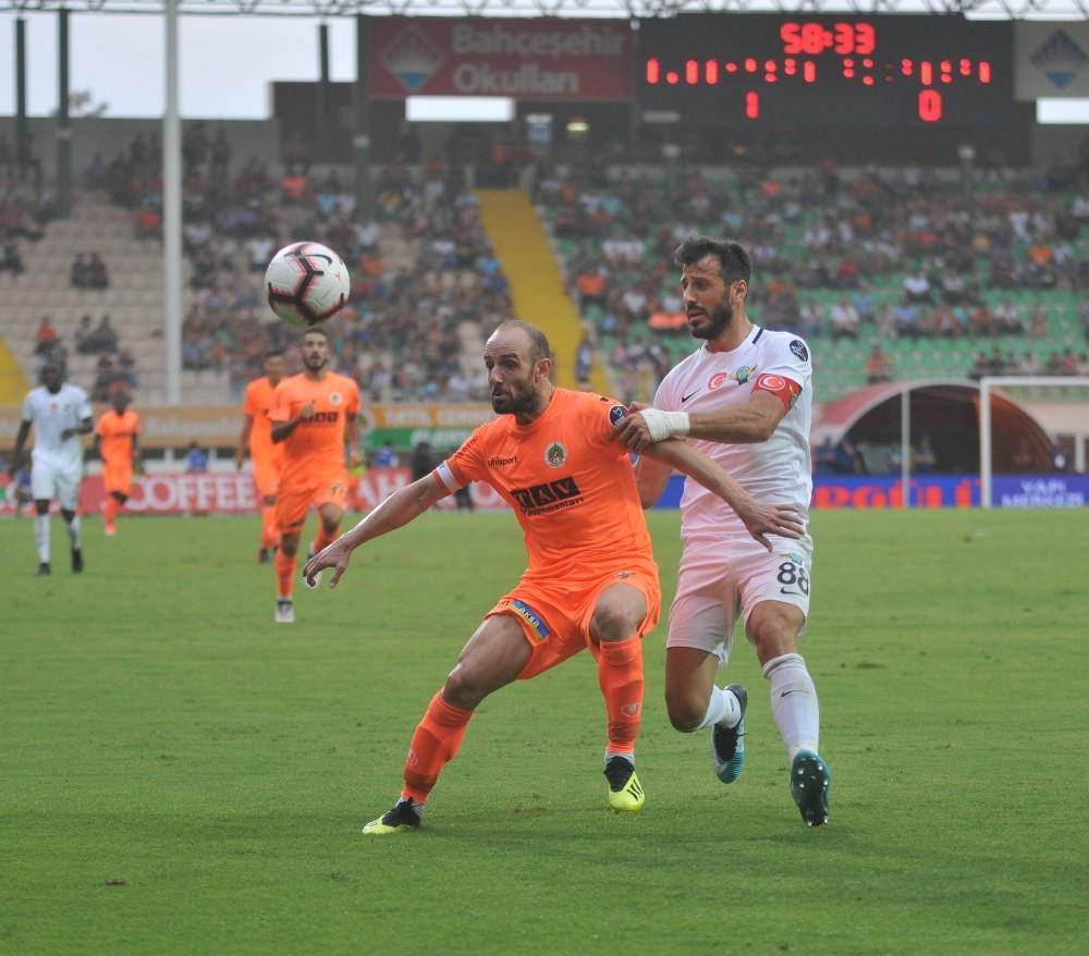 Spor Toto Süper Lig: Aytemiz Alanyaspor: 2 – Akhisarspor: 1 (Maç sonucu)