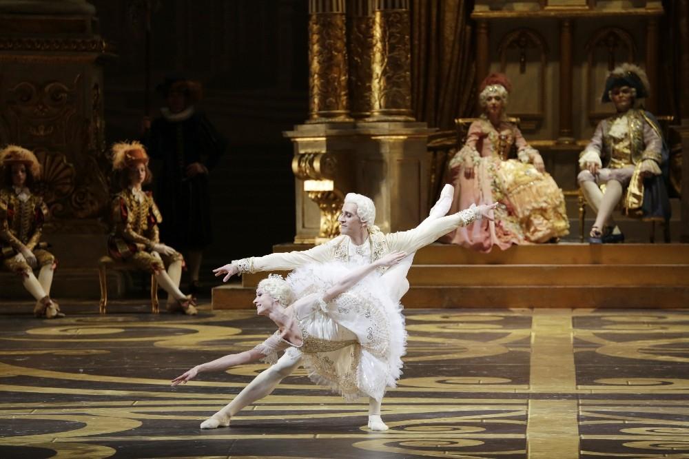 Tarihi Aspendos Tiyatrosu Bolşoy Balesine ilk kez ev sahipliği yapacak