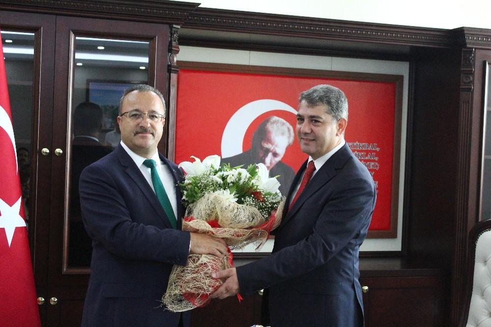Yeni Komisyon Başkanı Oğuzhan Yaşar oldu