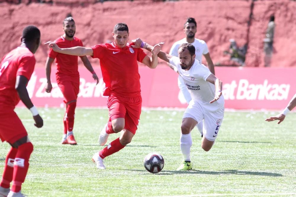 Ziraat Türkiye Kupası 3. Eleme Turu: KDZ. Ereğli Belediyespor: 2 – Antalyaspor: 3