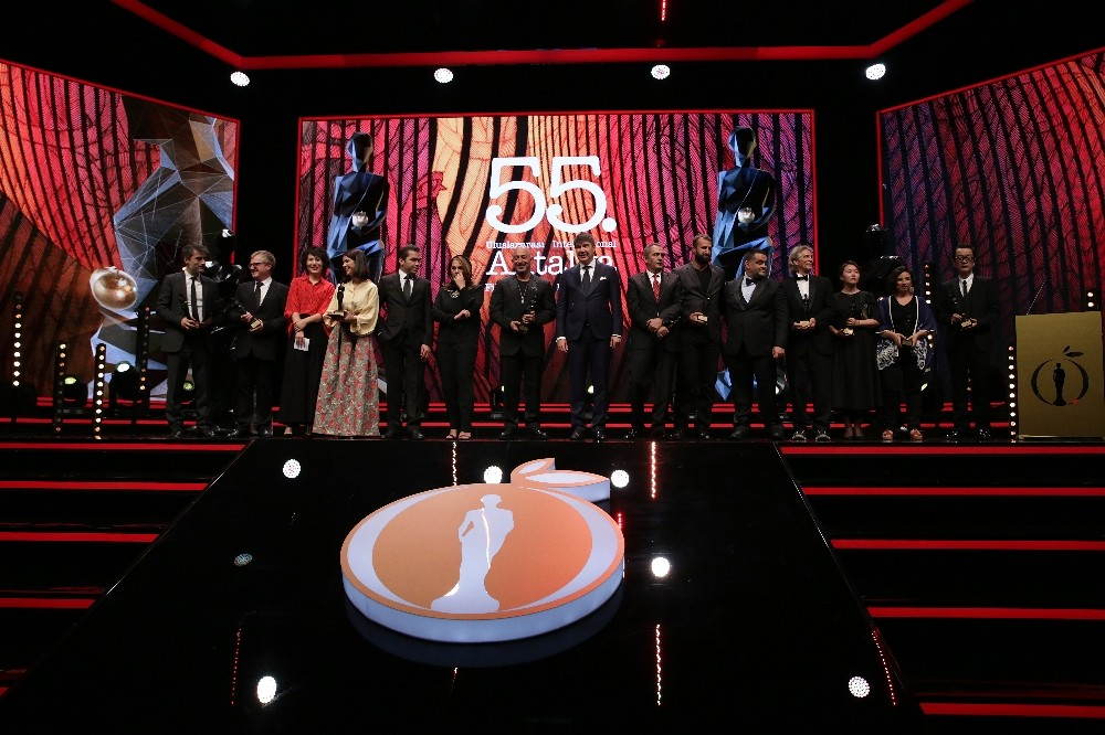 55. Uluslararası Antalya Film Festivali