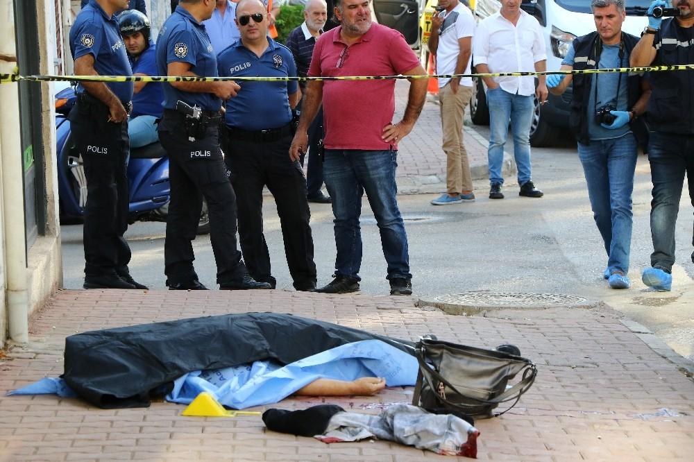 8 yaşındaki çocuğunun gözleri önünde öldürülen kadının katil zanlısı yakalandı