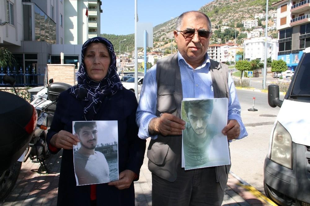 9 aydır Türkiye'nin her yerinde kayıp oğullarını arıyorlar