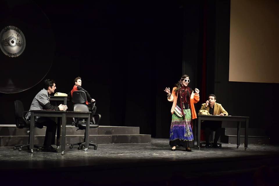 Alanya Belediye Tiyatrosu Kıbrıs turnesinde