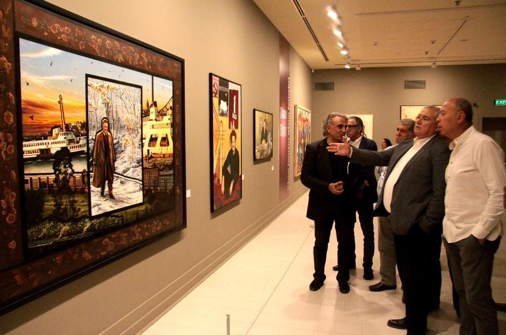 Antalya Kültür Sanat'ta Merey Koleksiyonu