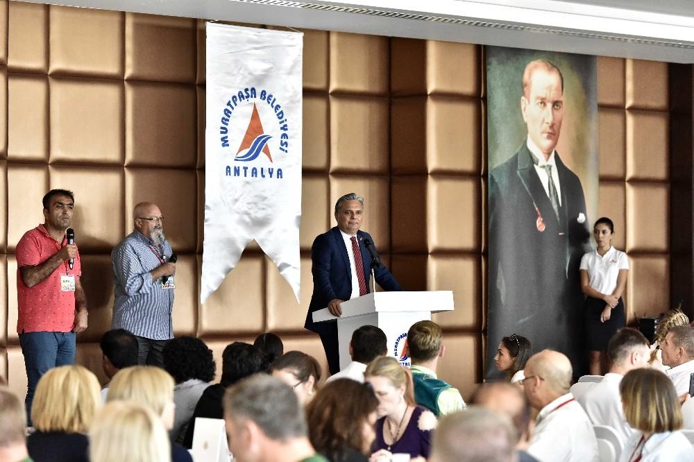 Antalya'da barış ve kardeşlik rüzgarı