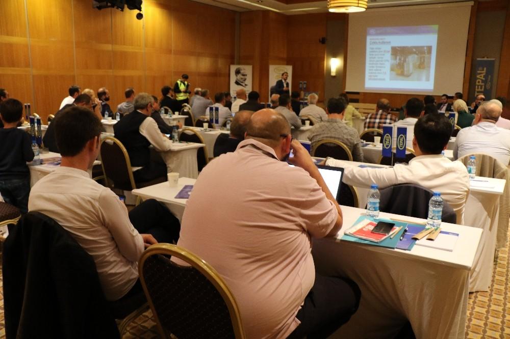 Antalya'da EPAL palet semineri