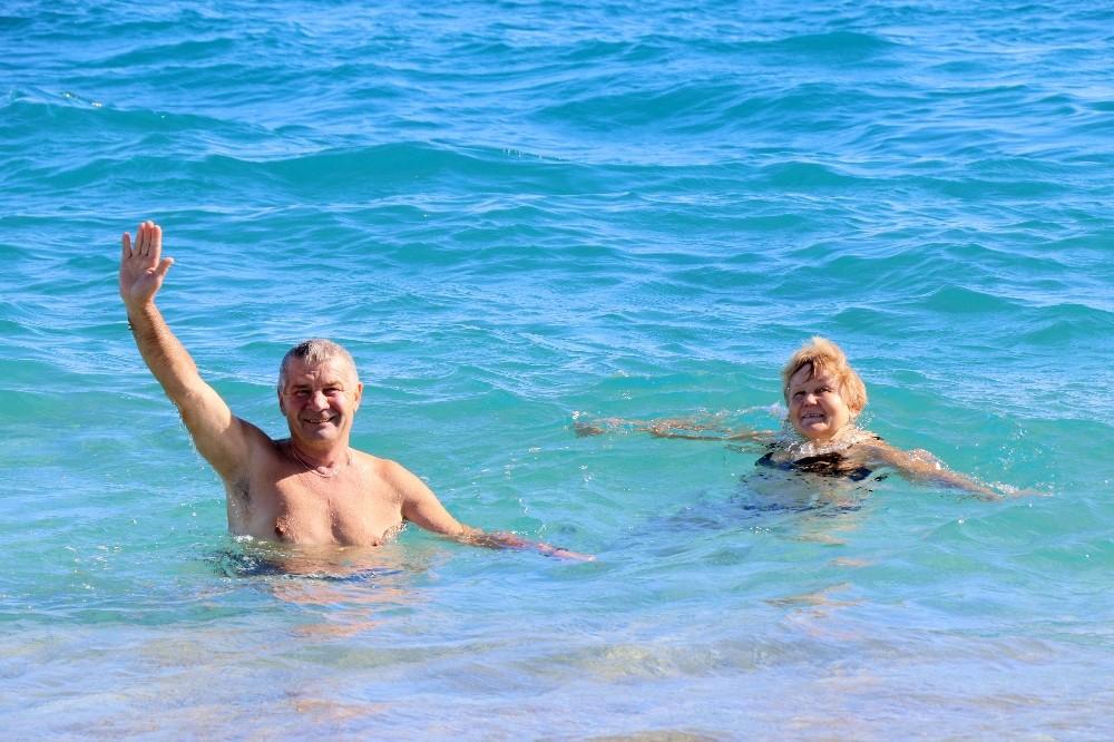 Antalya'da yazdan kalma manzaralar