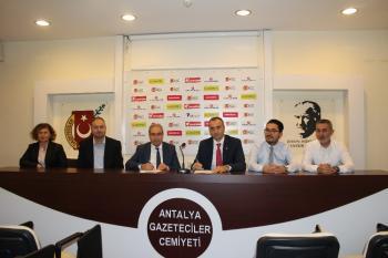 Antalya'da Yeni Nesil Gazetecilik Eğitim ve İstihdam Programı Başlıyor