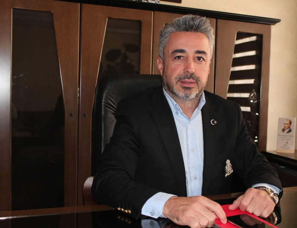"""ANTMÜDER Başkanı Karataş: """"İnşaat, ekonomide yine kilit sektör oldu"""""""