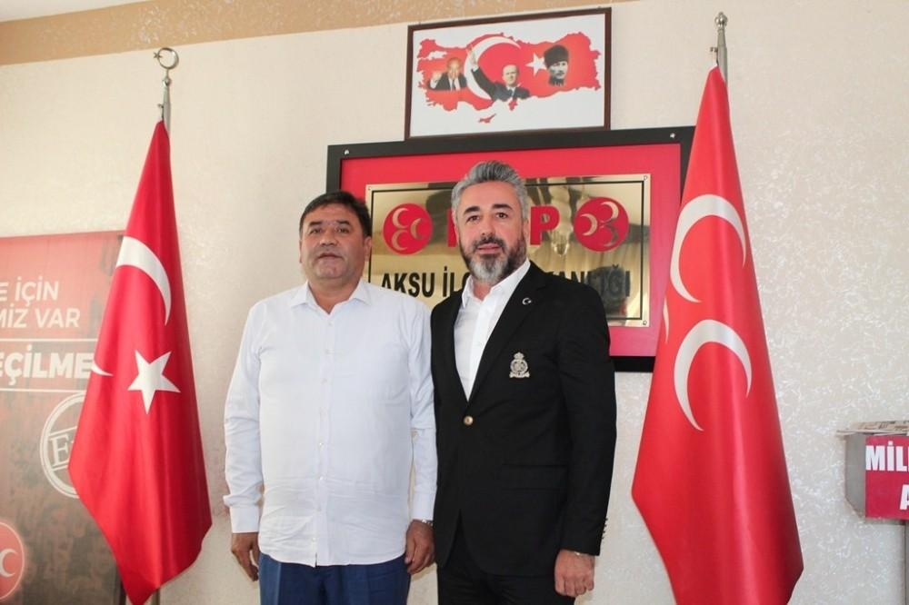 "ANTMÜTDER Başkanı Karataş: ""Aksu'yu birlikte yarınlara taşıyacağız"""
