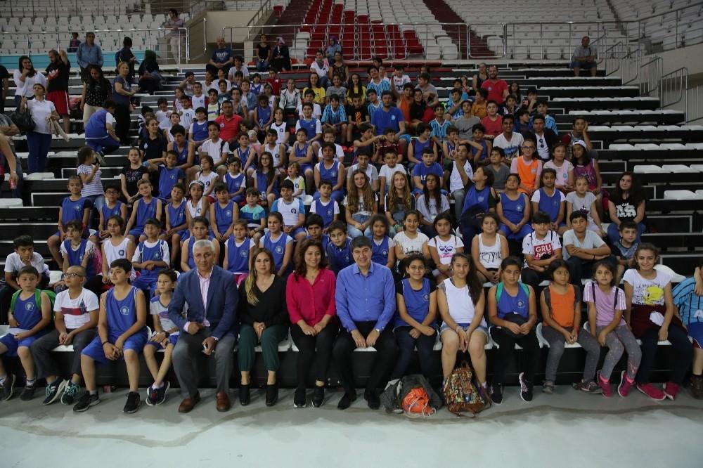ASAT Spor geleceğin yıldızlarını yetiştiriyor