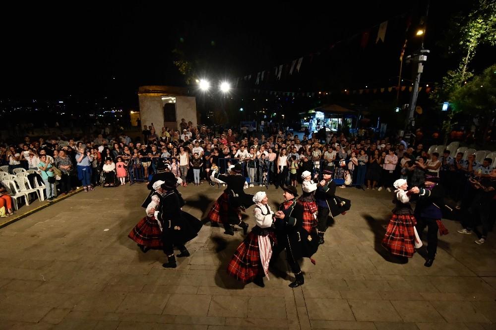 Başkan Uysal, 'Kaleiçi Festivali, barışa, sevgiye, kardeşliğe yürüyüştür'