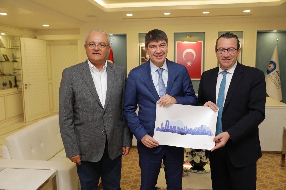 Benidorm Belediye Başkanı'ndan Antalya'ya övgü