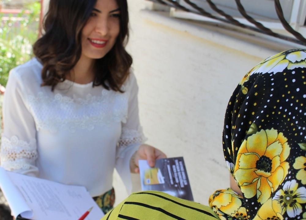Büyükşehir'in 'Sosyal Kart' desteği sürüyor