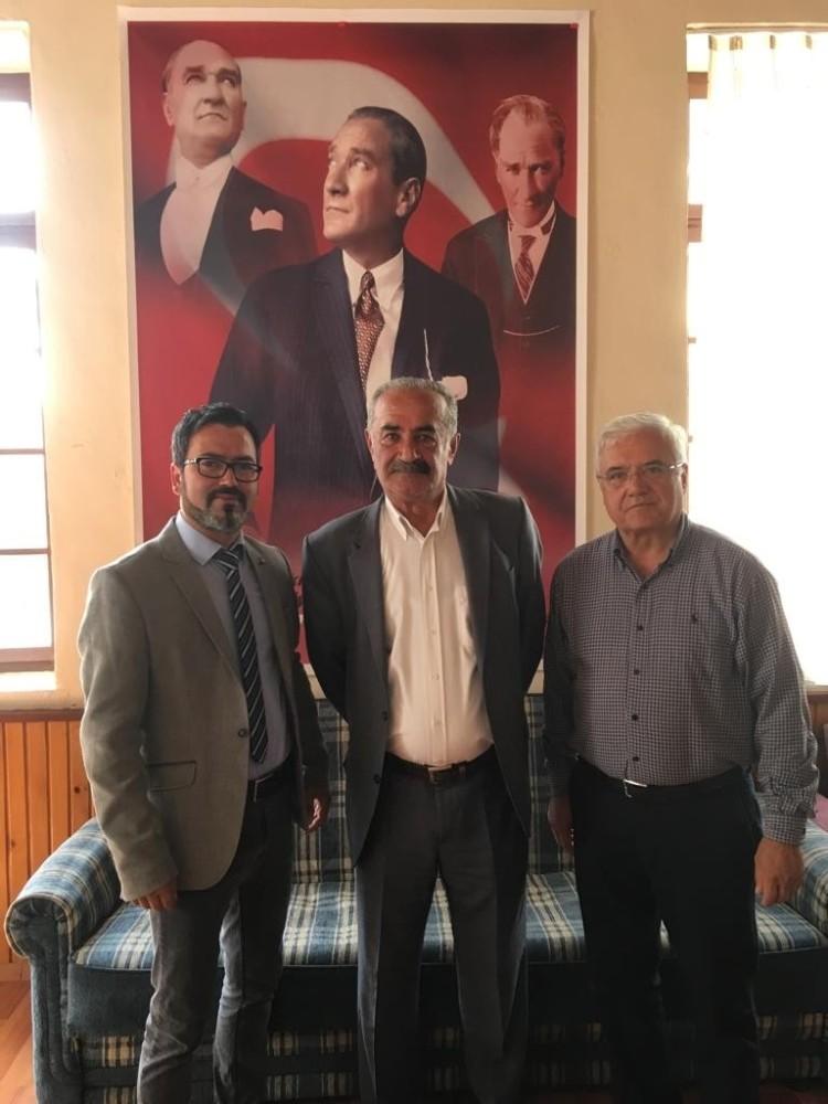 CHP Akseki'de belediye başkan adaylığı için 2 kişi başvuruda bulundu