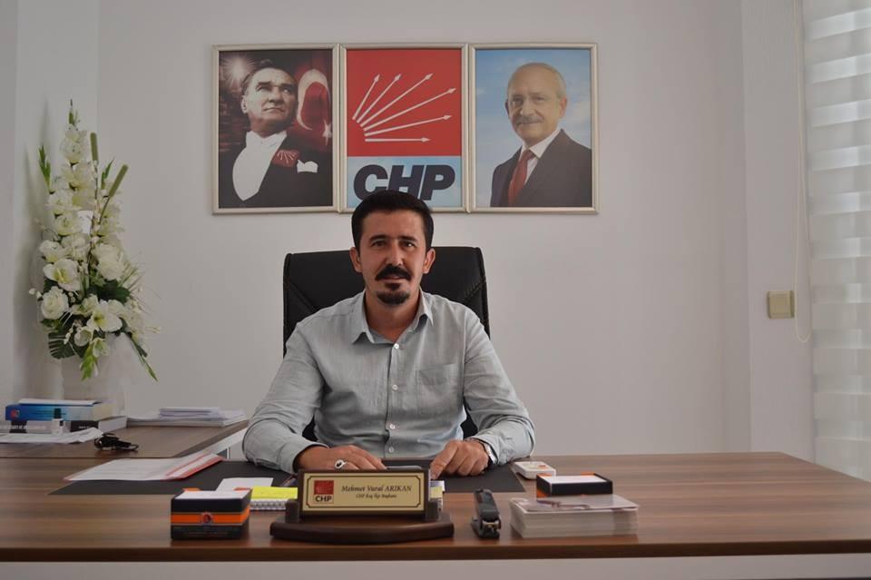 CHP Kaş'a Arıkan atandı