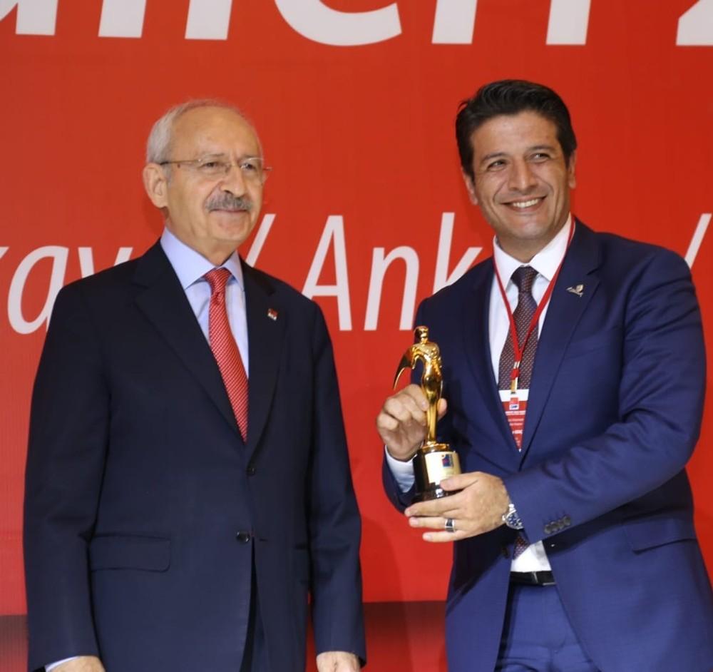 Döşemealtı Hastanesi Projesi'ne SODEM'den ödül