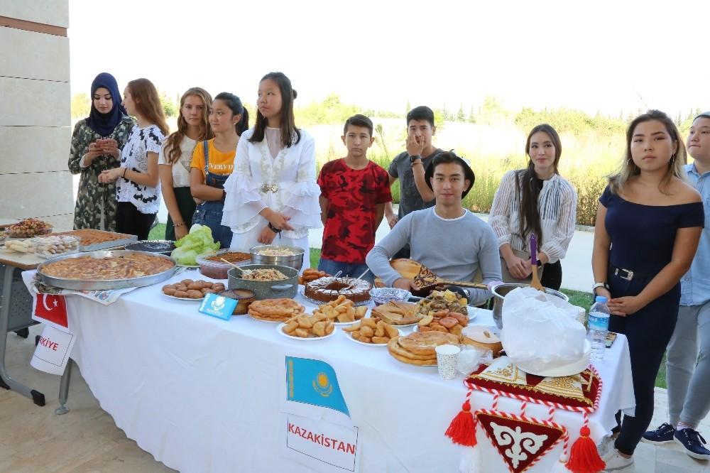 Dünya Mutfakları Akdeniz Üniversitesi'nde