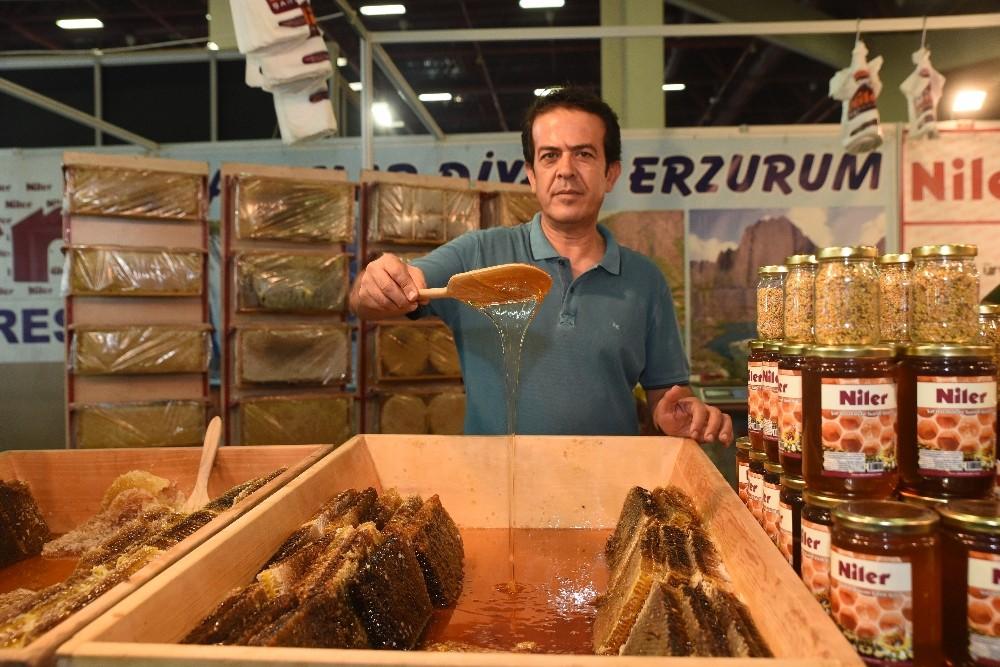 Erzurum YÖREX'te ürünlerini tanıtacak