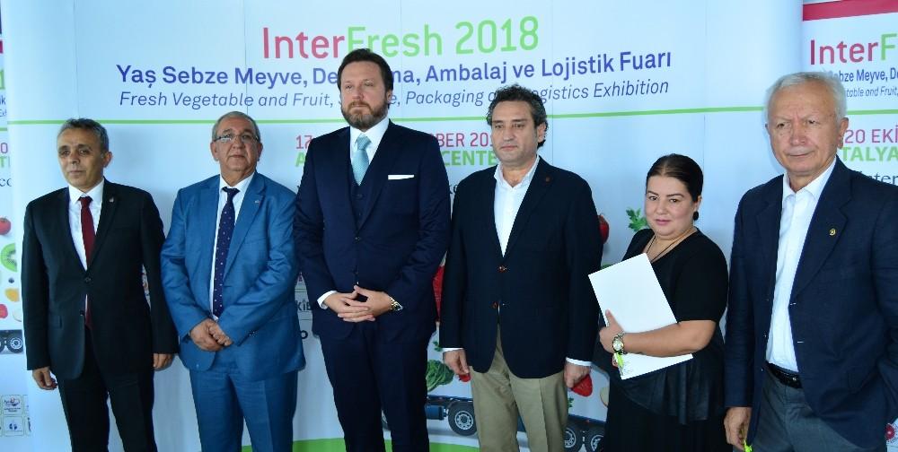 İnterfresh, Türkiye'nin ihracatı artırma projesi